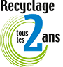 recyclage 2 ans